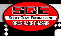 Scott Gove Engineering Drag Race Chassis Builder