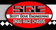 Scott Gove Engineering Drag Race Chassis